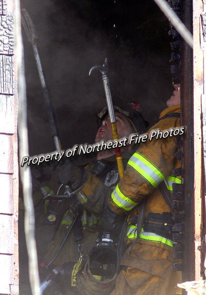 Providence- 2nd Alarm- Rosedale Street- 1/26/14