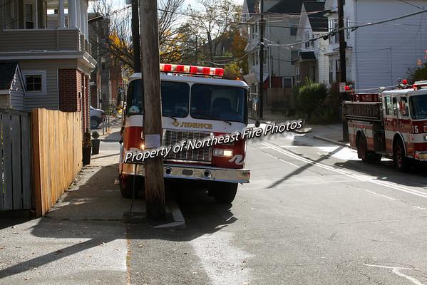 Providence- W/F Messina Street- 11/14/14