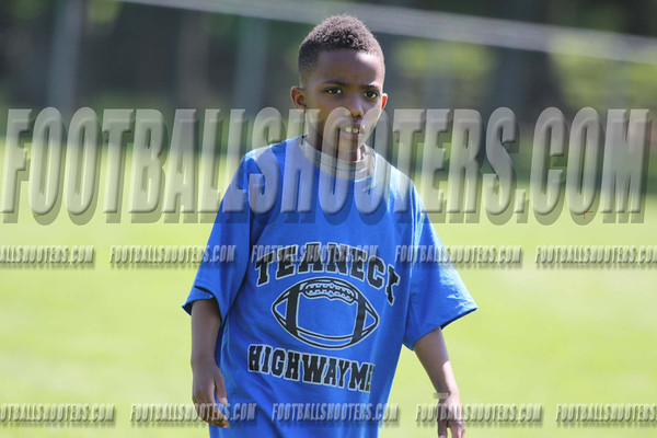 2014 TEANECK JR HIGHWAYMEN CLINIC (MAY 17)