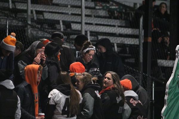 2014 Foxes Football vs Ashland