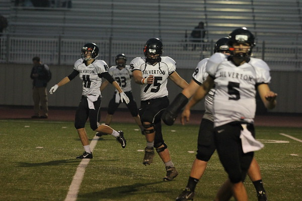 2014 Foxes Football vs Central HS