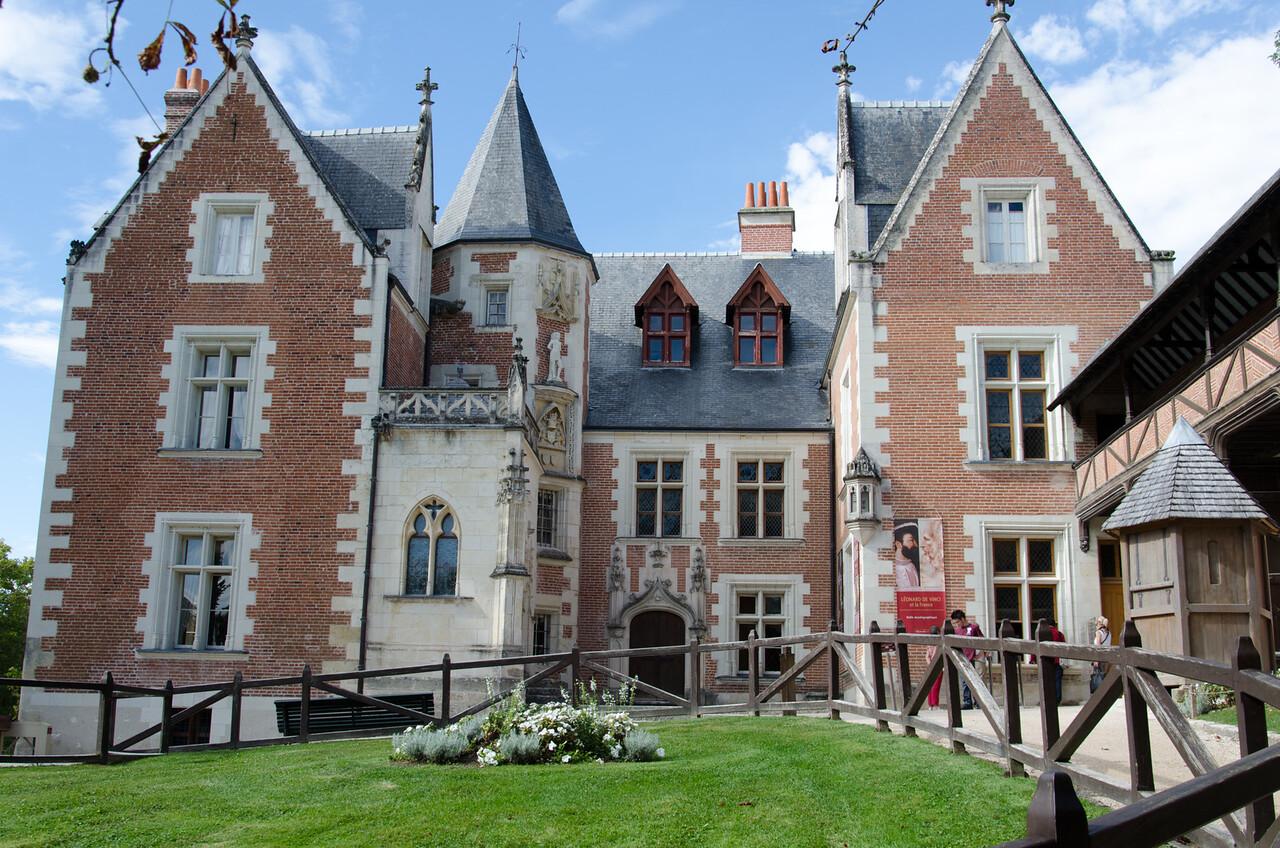 Chateau du Clos-Luce