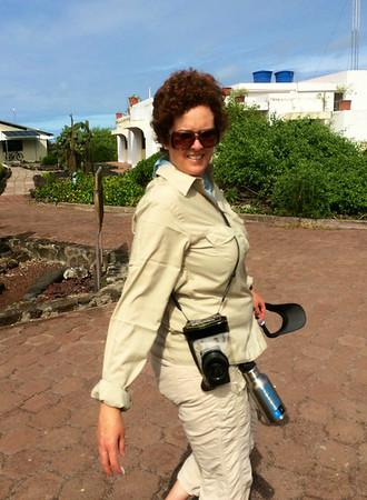 Jen Galapagos Camera Pics 2014