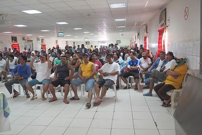 2014-09-24 Visit to MMG Camp Jubail