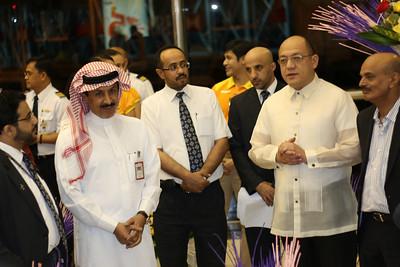 2014-10-01 Cebu Pacific Launches Riyadh to Manila Direct Flight