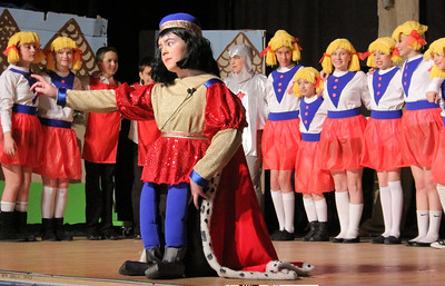 IMG_4875 JPG Farquaad by haley symonds, tells of his plan to get the princess from the dragon and become king