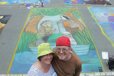 IMG_5703 JPG fiona and gavin davis of hartland did scene from wind in the willows