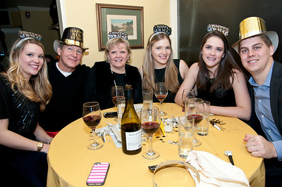 Bentley's Annual New Year's Eve Party