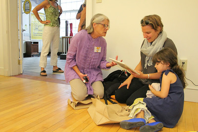 IMG_1655 JPG  painter lolly murray talks about painting just unwrapped by ashley buck and gigi faniti,5,