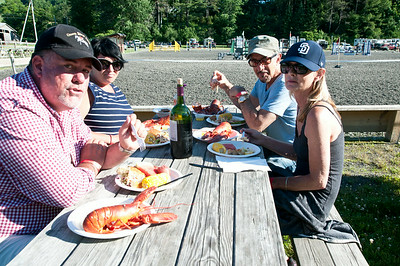 GMHA Team Challenge and Lobster Bake