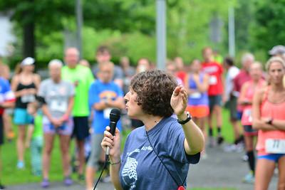 Heather Rubenstein explains the course