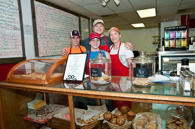 Red Barn Cafe Re-Opens