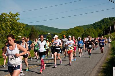 23rd Annual Covered Bridges Half Marathon