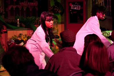 Little Shop of Horrors-Performance