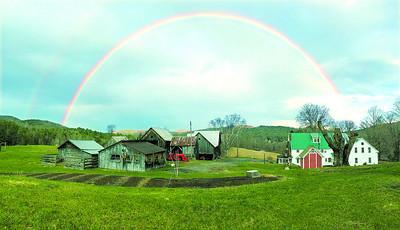 Chuck Wise - Double rainbow