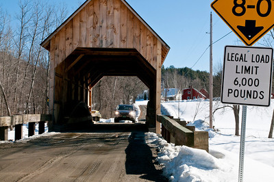 Bowers Covered Bridge, Reopens