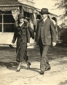 Governor and Mrs Billings