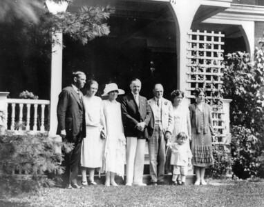 Coolidge in Woodstock