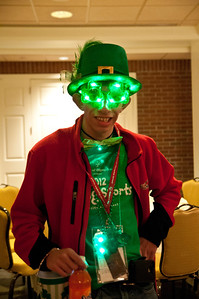 Special Olympics of Vermont 2013 Awards Banquetand 2014 St. Patrick's Dance