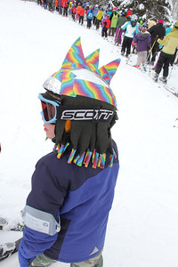 IMG_1910 JPG hayden maybey with helmet his sister made for him