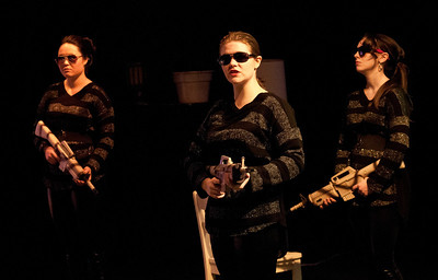 The Yoh Theatre Players-The Physicists