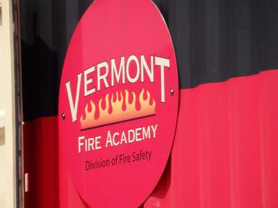 Vermont Academy Van