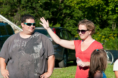 RES PTO Back to School BBQ