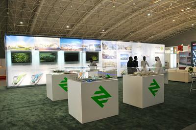 2014-06-22 Riyadh International Exhibit Opening