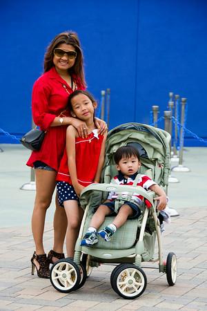 Aquarium of the Pacific:  July 1, 2014