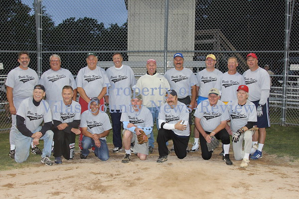 Eagle River Old-Timers Softball League