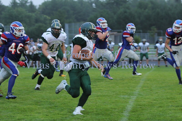 Northland Pines Football vs. Wittenberg-Birnamwood