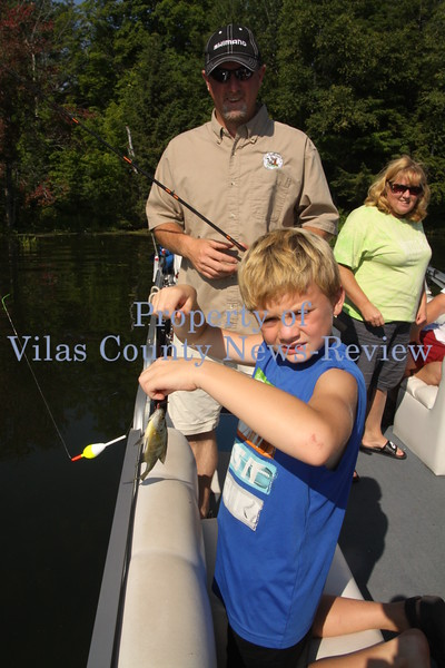 Three Lakes Kids Fishing Day