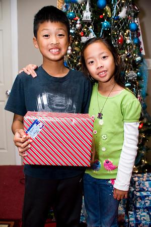 Caleb's 8th:  December 12, 2014