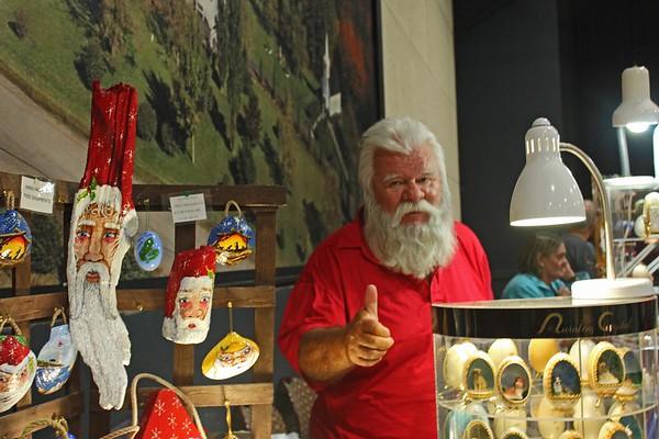 Santa's Summer Gig