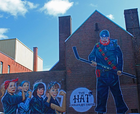 The Hat Highland Arts Theatre