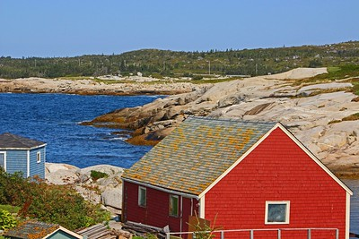 Red House On The Cove