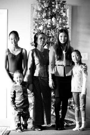Christmas Tree:  November 23, 2014