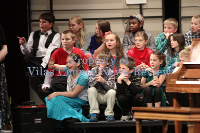Eagle River Elementary School Holiday Concert