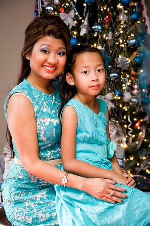 Family Christmas 2014:  December 25, 2014