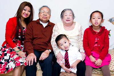 Family Time:  December 21, 2014