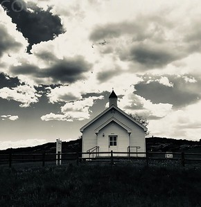 Wyoming Church in the Sky