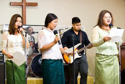 Harvest Church Thanksgiving:  November 23, 2014