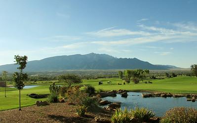 Scenic Golf Adventure