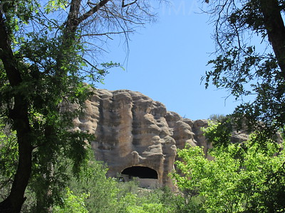 Secret View of the Cliff Dwellings