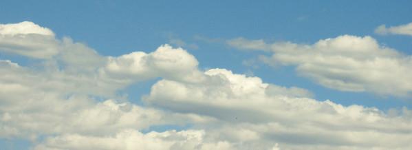 New Mexico Blue Sky