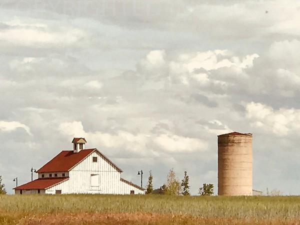 Colorado Farm House