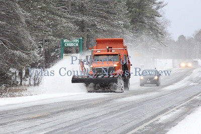 Clearing roads