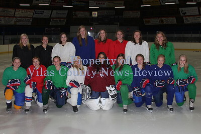 Northland Pines Boys & Girls Hockey Letterwinners