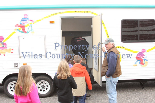 Fire Prevention Week in Eagle River