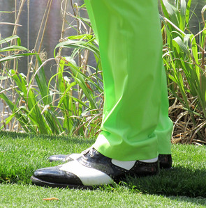 Fancy Golf Shoes